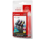 Canon CLI-521 C/M/Y PACK SEC VALUE PACK BLISTE