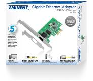 Eminent EM4029 10/100/1000 Mbps PCI-e Networking adapter