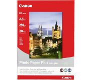 Canon Paper Photo Sg201 A3 20Sh Semi-Glossy Sg