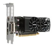 MSI GeForce GTX 1050 Ti LP
