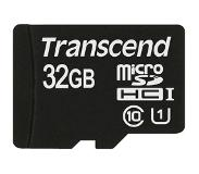 Transcend 32 GB micro SDHC UHS-I card - Read up to 90MB/s &