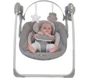 Bo Jungle B-Portable Swing Grey