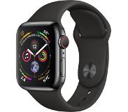 Apple Watch Series 4 40MM GPS/4G MTVL2FD/A Zwart