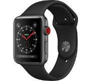 Apple Watch Series 3 38MM GPS/4G MTGP2ZD/A Grijs