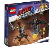 LEGO Movie Gevechtsklare Batman en Metaalbaard 70836