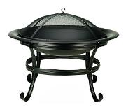 Bbq collection Barbecue Collection Vuurschaal Staal - 58.5x75.5cm