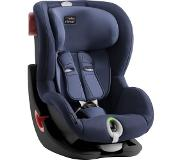 Britax King II Black Series Autostoel - Moonlight Blue