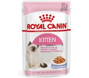 Royal Canin Kitten Instinctive Gelei 12x85gr