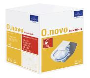 Villeroy & Boch O.Novo Direct Flush Combi-pack Wit