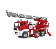 BRUDER Man Tga Brandweer Ladderwagen Waterpomp 02271