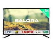 "Salora 1500 series 40LED1500 tv 101,6 cm (40"") Full HD Zwart"