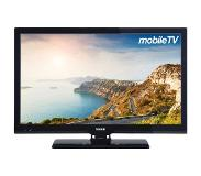 Nikkei NL22MBK 22 inch Mobile Full HD LED TV met 12 volt aansluiting