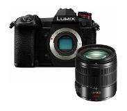 Panasonic Lumix DMC-G9 zwart + 14-140mm HD Power OIS