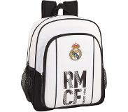 Real Madrid Real Madrid- Rugzak - 38 cm - Wit