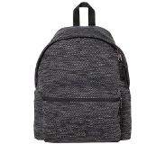 Eastpak Padded Pak'r Rugzak knitted black Zwart