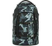 Satch Pack School Rugzak gravity grey Grijs