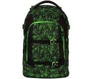 Satch Pack School Rugzak green bermuda Groen