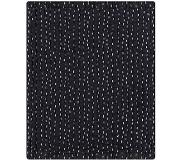 House In Style Rapallo Plaid Off-Black - 240 x 260 cm
