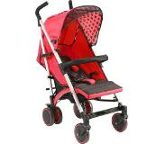Chic 4 Baby Buggy Luca red R7