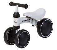 Childhome Vroom Baby Loopfiets Wit