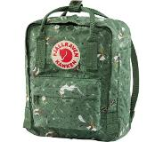 Fjällräven Kanken Art Mini Rugzak green fable Rugzak