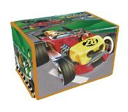 Disney Mickey Mouse opbergbox en speelmat 29L / 100 x 38 cm
