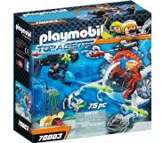 Playmobil Top Agents Spyteam Sub Bot 70003