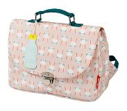 ENGEL. Celebrate for life Schoolbag Small Bunny beige