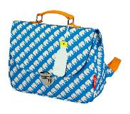 ENGEL. Celebrate for life Schoolbag Small Elephant blue
