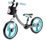 Kinderkraft Loopfiets 2way next Turquoise