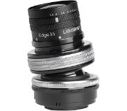 Lensbaby Composer Pro II met Edge 35 objectief Micro Four Thirds