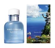 Dolce&Gabbana Light Blue Beauty Of Capri Pour Homme Edt Fles 40 Ml