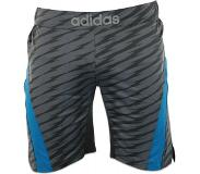 Adidas Ultimate Athlete MMA Short Grijs Beluga - XL