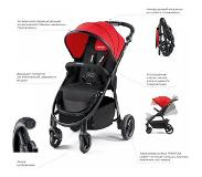 Recaro Citylife Buggy by RECARO graphite