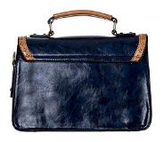 Banned Vintage Scandel tas in blauw