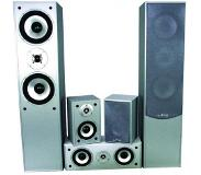 Ltc Audio E1004si 5.0 home theater systeem - zilver