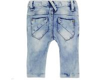 Name it Jongens Broek - LightBlueDen - maat 56