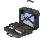 Samsonite Laptoptrolley - Openroad Rolling Tote 16.4 inch (Handbagage) Space Blue