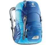 Deuter Junior Dagtour rugzak 18 liter 3352 steel/turquoise NS