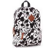 Disney Mickey Mouse My Little Bag Kinderrugzak Unisex - Zwart - Silhouette print Mickey