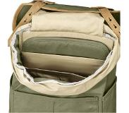 "Fjällräven Rucksack No.21 meadow green outdoor rugzak met 15"" laptopvak"