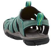 Keen Clearwater CNX Leather Sandalen turquoise Maat 41