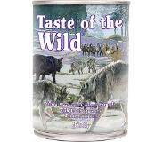 Taste Of The Wild 12 x 390 g Sierra Mountain Canine Hondenvoer