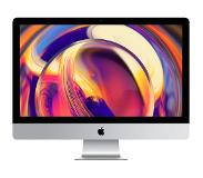 "Apple iMac 68,6 cm (27"") 5120 x 2880 Pixels Intel 8ste generatie Core i5 8 GB DDR4-SDRAM 1000 GB Fusion Drive Zilver Alles-in-één-pc"