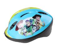 Disney kinderhelm met pads Toy Story 4 junior blauw 5 delig