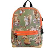 Pick & Pack Cute Squirell Backpack M dusty green