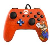 PowerA Mario Multi kleuren Gamepad Nintendo Switch