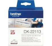 Brother Bro Dk-Tape Dk22113 62Mm X 15 24M