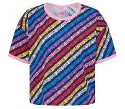 Juicy Couture Shirt 'ALL-OVER RAINBOW'