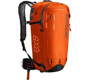 Ortovox Ski Rugzak Ortovox Ascent 30 Avabag Crazy Orange (Inclusief Airbag)